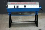 Сегментные листогибы DACHDECKER SEG 2150