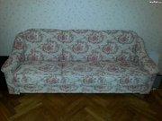 Диван-кровать и два кресла