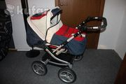 Детская коляска-трансформер Knorr Nizzaя