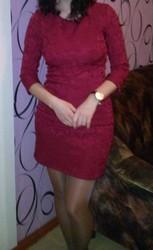 Качественное и красивое платье