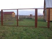 Ворота/калитки садовые  с бесплатной доставкой по Беларуси!
