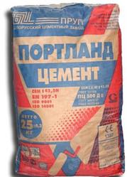 Цемент марки ПЦ500-Д0