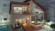 Проект дома в Слуцке,  дизайн интерьеров в Слуцке.